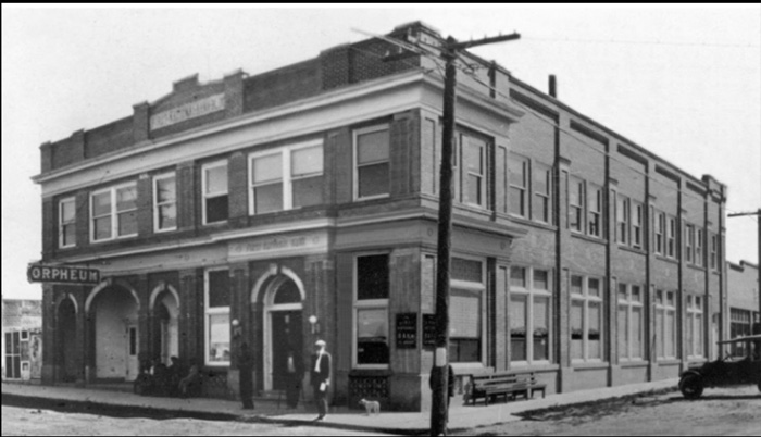 Image of the First National Bank of Driggs