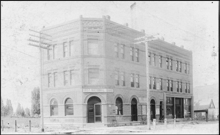 Image of the First National Bank of Payette