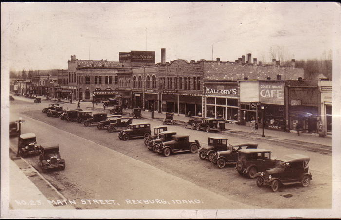 Image of the First National Bank of Rexburg