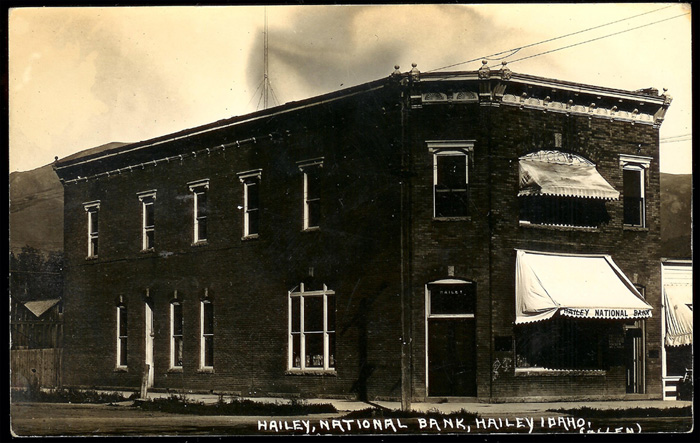Image of the Hailey National Bank