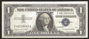 Old Money - 1957 Silver Certificate