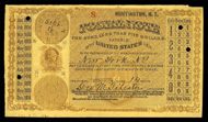Huntington, New York Postal Note