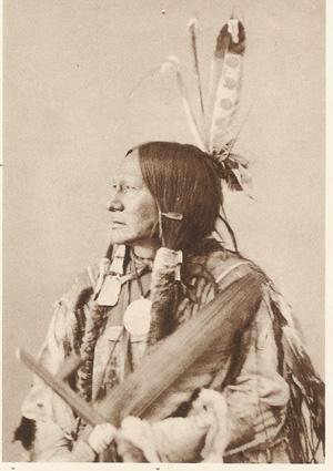 Chief Running Antelop
